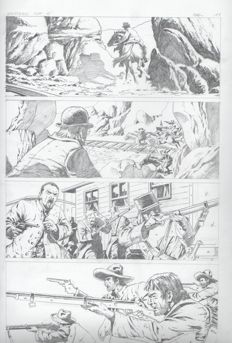 Polls, Esteve - Original page (p.11) - The Good, the Bad and the Ugly vol 5