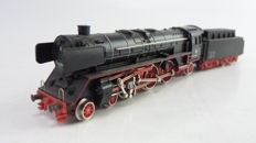 Minitrix  N - 12076 - Steam locomotive with tender Series BR 01 of the DB