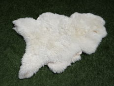 Large, thick and supple Sheepskin - Ovis aries - 120 x 80cm