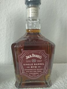 Jack Daniel's Single Barrel Rye 750 ml, 47% Vol US Version