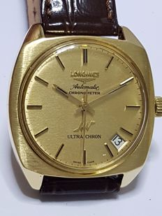 Longines Ultra-Chron – Men's watch – From the 1970s