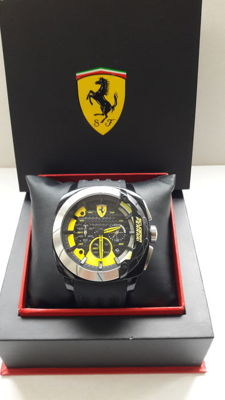 Ferrari, reference SF 13.1.29.0167 – men's wristwatch.