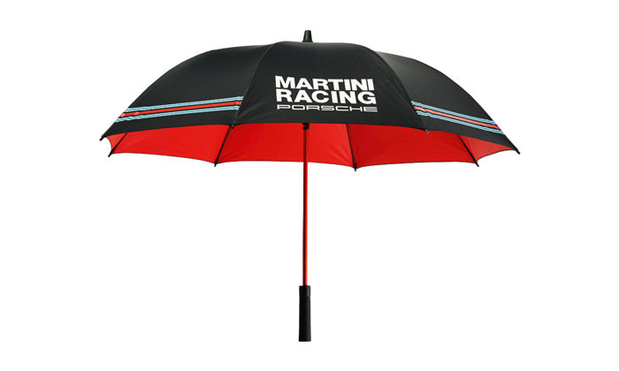 Porsche Martini Racing - Umbrella Diameter: 120 cm.