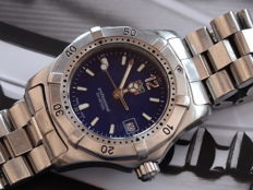TAG HEUER 2000 Lady watch  blue dial