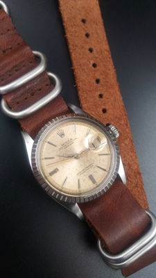 Rolex - Rolex Datejust - 1603, Unisex made between 1960-1969