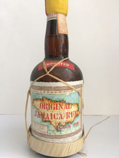 Rum Black Joe Jamaica - Bottled 1980s