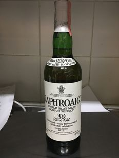 Laphroaig 10 Year Old - Bottled 2nd half of the 1990s/early 200s