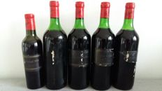 1959 Chateau La Fleur, Pomerol - 4 bottles (0,75L) & 1 half bottle (0,375ml)