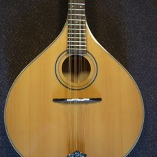 New octave mandolin by Richwood, natural