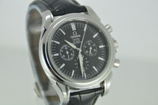 Omega De Ville Co-Axial Chronograph Escapement Ref. 4841.50.31 Men's Watch