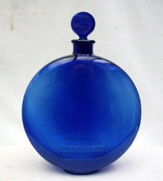 René Lalique - Perfume bottle for Worth