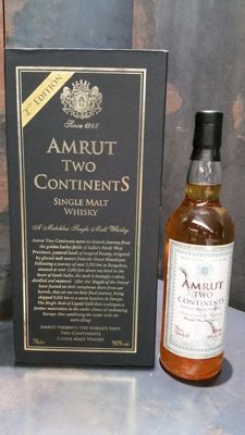Amrut Two Continent 2nd Edition