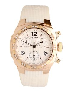 Alpina Avalanche Chronograph – Women's wristwatch