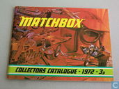 Matchbox Collectors Catalogue 1972