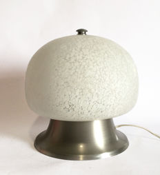Mazzega - large Murano glass table-lamp