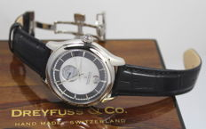 Dreyfuss and Co Mens 1925 - Reserve De Marche - Swiss Automatic Watch - New & Mint Condition