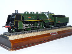 Märklin H0 - 3317 - Steam locomotive with tender, Series 231A of the Société Nationale des Chemins de Fer Français (SNCF)
