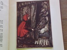 Arthur Rackham; Hansel & Gretel and other tales by the Brothers Grimm - 1920
