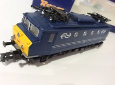 Roco H0 - 62581 - Electric locomotive series 1100 of the NS, no. 1103 (1215).