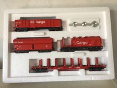 Märklin H0 46220 - Set of 4 freight wagons of DB Cargo