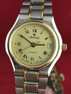 Lanco Quartz – Women's wristwatch – NOS – year: 1987