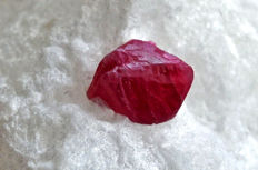 Noble Spinel from Burma - 3,7 X 3,1 X 3cm - 53gr