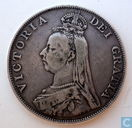 United Kingdom 2 florin 1890