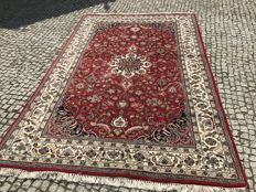 New -Never Used- Indo-Keschan 300x200 cm-hand made
