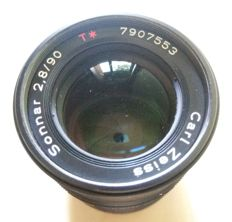 Objective for Contax G Sonnar 2.8 - 90 T