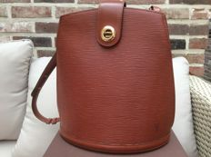Louis Vuitton - Cluny Kenyan Fawn Brown Epi Leather Shoulder Bag