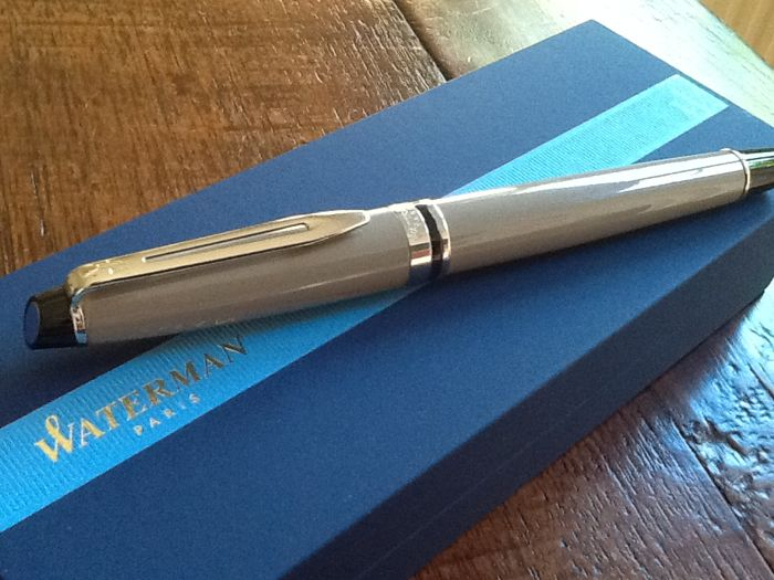 Waterman Expert III fountain pen , unused!