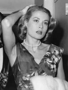 Unknown/Express newspapers - Grace Kelly - 1956