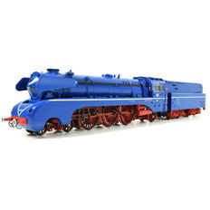 Märklin H0 - 37081 - Steam locomotive BR 10 of the DB, in blue