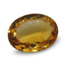 Citrine - 18.72 ct - No Reserve Price