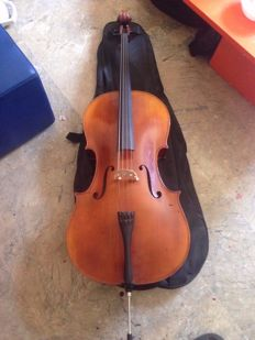 Yamaha VC7G cello from 2009 - near mint condition