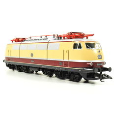 Märklin H0 - 39573 - Electric locomotive Series BR E-03 of the DB in TEE Livery