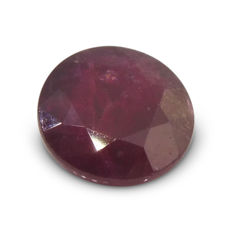 Ruby - 0.84 ct - No Reserve Price
