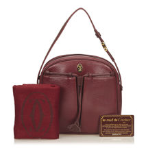 Cartier - Must De Cartier Handbag