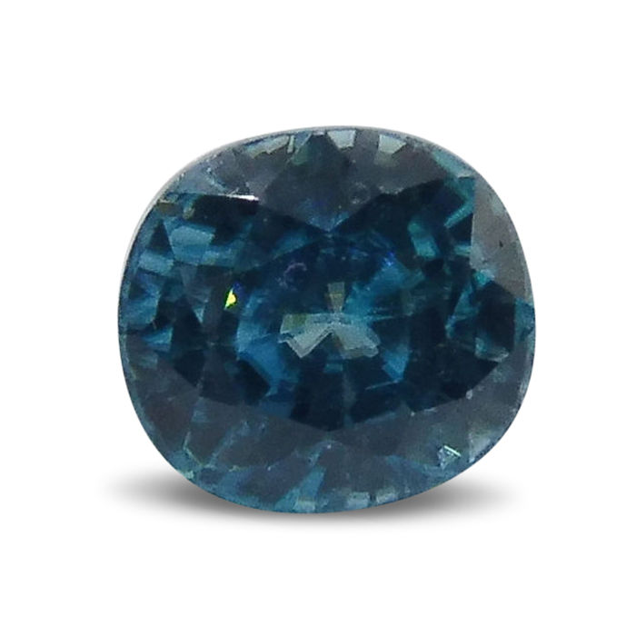 Blue Zircon - 2.59 ct