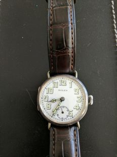 Rolex WWI Officers Trench Watch