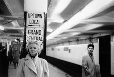 Ed Feingersh (1925-1961) - Marilyn Monroe, 'Marilyn In Grand Central', 1956