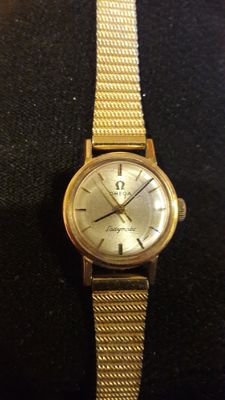 Omega Ladymatic, women's watch