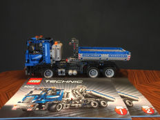 Technic - 8052 - Container Truck