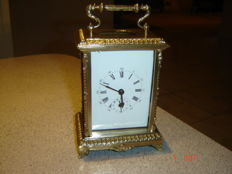 Antieke carriage clock - made in France, Japy Freres - Ca. 1870 - 1880