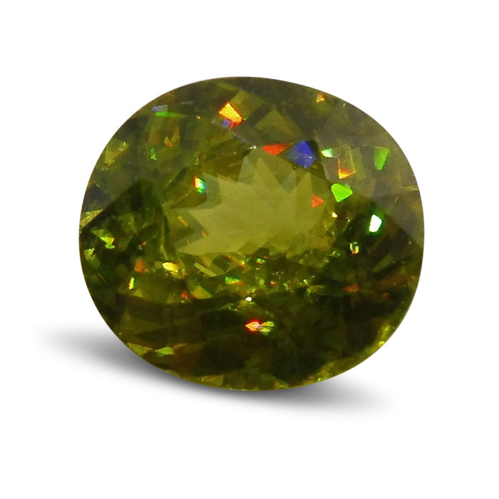 Sphene - 2.38 ct