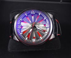 PERRELET Turbine Special Edition Helvetia – Men's wristwatch – 2015