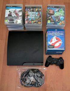 Sony Playstation 3 - 160 gb - PS3 with very much extra's