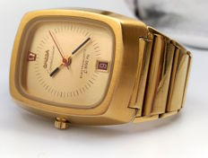 Omega Constellation Beta 21 Electroquartz  18K