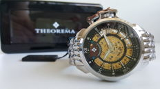 Theorema Newton Diamond GM-4004-6 - heren horloge - 2017 - ongedragen
