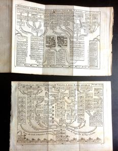 Araldic-Genealogy of the House of Nassau and family of Valois-ca. 1720